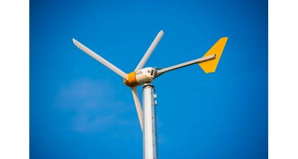 10kW Bergey Excel wind turbine