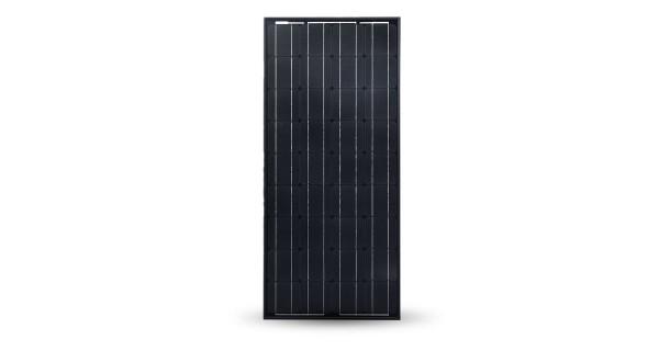 Panneau solaire monocristallin 100Wc