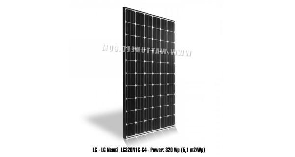 Kit solaire réseau 4kWc