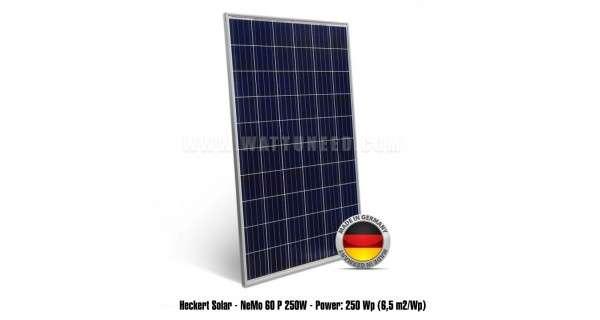 Kit solaire réseau 6kWc