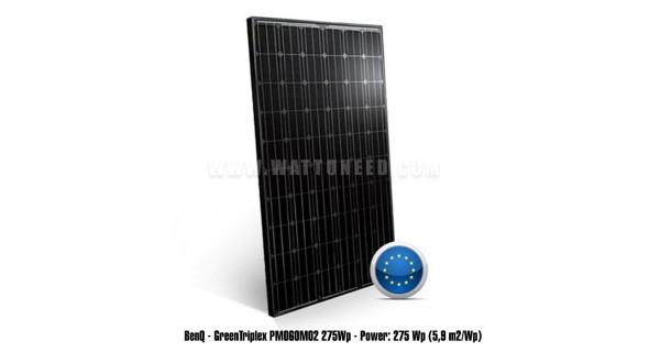 Kit solaire réseau 6kWc - 21% de TVA