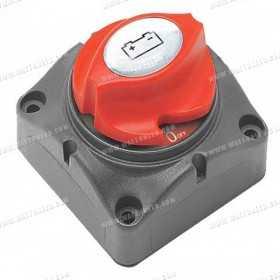 Unipolar battery sectionor