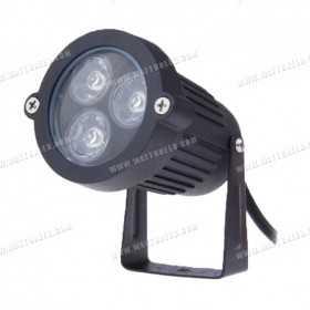 Spot LED de jardin - 3W - 12V