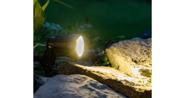 Spot LED exterieur pelouse 3W - 12V