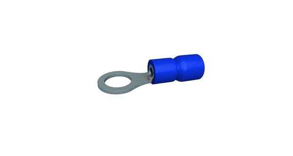 Cosse pré-isolée ronde 1.5-2.5 mm2 M4 (100 pcs)