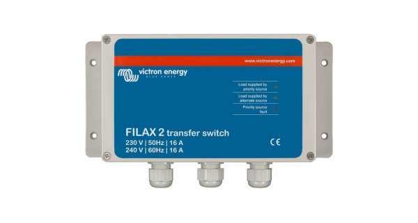 Transfer switch Victron Filax 2