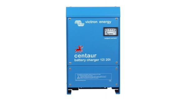 Chargeur de batterie Victron Centaur 12V 20A
