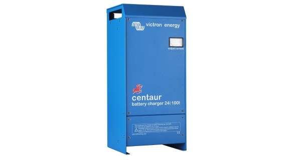 Chargeur de batterie Victron Centaur 24V 100A