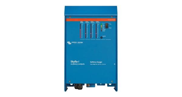 Chargeur de batterie Victron Skylla-I 24V - ( 3 sorties)