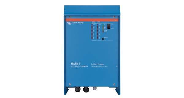Chargeur de batterie Victron Skylla-I 24V - ( 1+1 sorties)