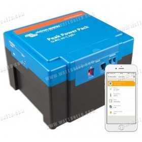Batterie avec chargeur intégré Victron 12,8 V - 8 à 40 A