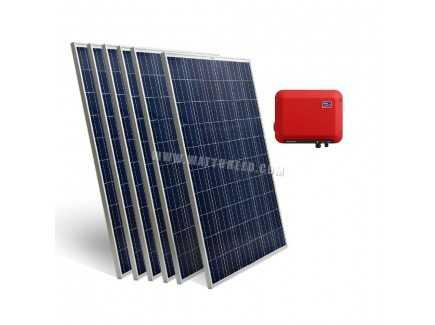 Kit solaire réseau 2500W