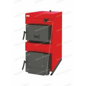 Wood fired fuel boiler 20 to 110kW (biomass) BURNiT WBS 20 to 110kW