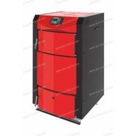 Wood gasifying boiler 25 kW to 30kW (biomass) BURNiT PyroBurn Lambda
