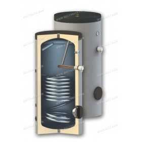 Solar water heater 150 to 1500 SN with coil