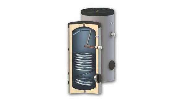 Chauffe-eau solaire BURNiT SN avec simple échangeur