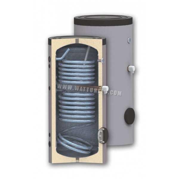 Chauffe eau solaire 150 1500l son 2 changeurs for Detartrer son chauffe eau