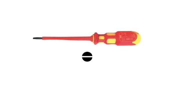 Screwdriver VDE 1000 volts OUTILAC
