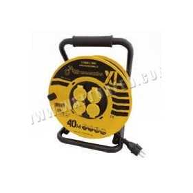 Cable reels 25m insulated UP44 OUTILAC