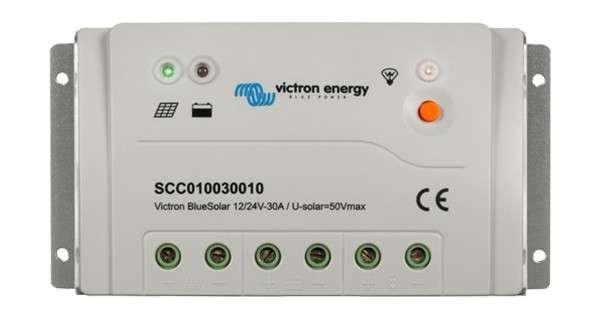 Régulateur Victron BlueSolar PWM-Pro 12/24V 10A-20A-30A
