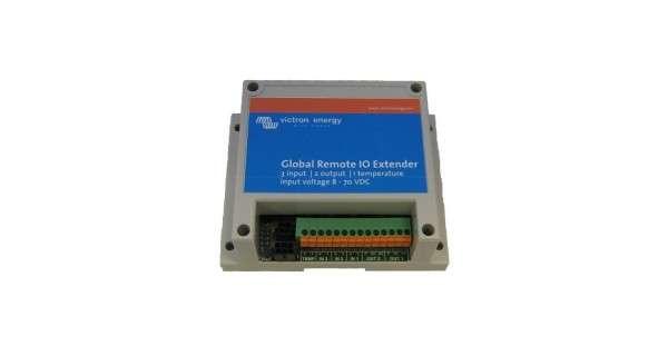 VGR I/O extender for Global and Ethernet remote of Victron