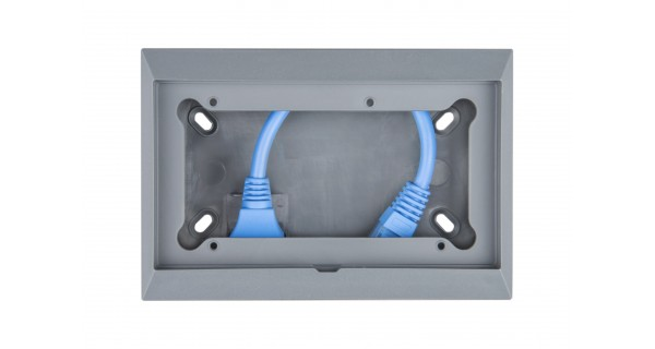 Wall mount enclosure for GX panel Victron