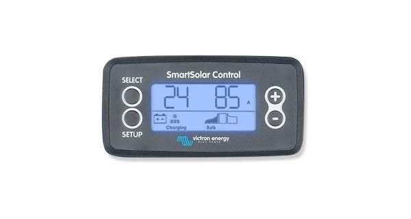 SmartSolar Control Display Victron