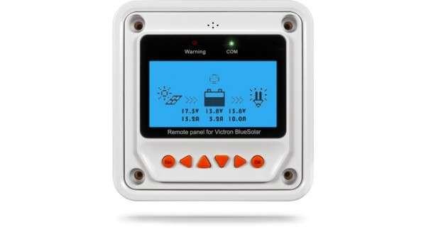 Tableau de commande à distance pour BlueSolar PWM-Pro