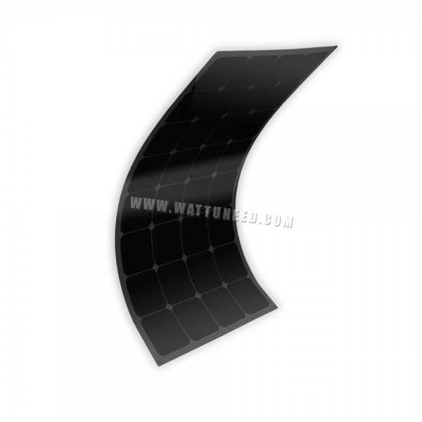 panneau solaire 12v mx flex full black 100wc. Black Bedroom Furniture Sets. Home Design Ideas