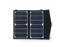 Chargeur solaire 12W avec chargeur USB