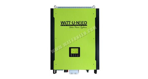Hybrid inverter 10kW grid injection - storage Multisolar