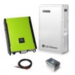 Hybrid Inverter Lithium Pack