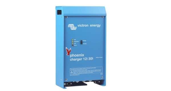 Chargeur solaire Phoenix - 12/24 Volts