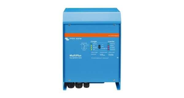 Onduleur Victron Multiplus 12V: de 800 à 3000VA, 24V: de 800 à 5000VA, 48V: de 3000 à 5000VA