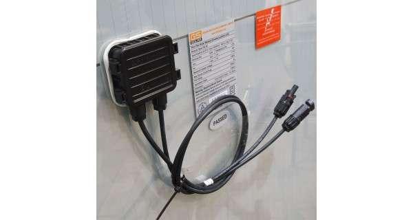 GS-50 solar panel amorphous