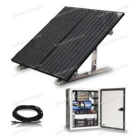 Kit solaire photovoltaïque aventure 200Wc