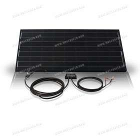 Off-grid solar electric boat kit 100Wp -12V