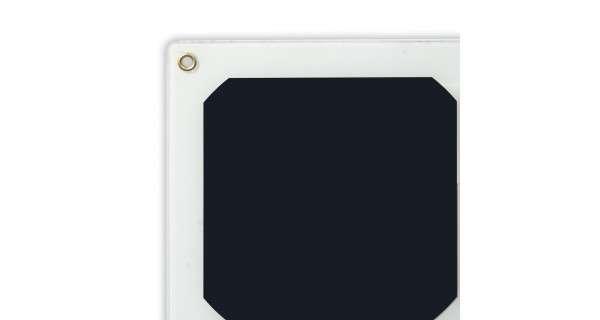Boat off-grid solar kit MX FLEX 100Wp -12V