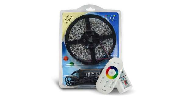 Flex LED Strip Colorbright 5050 RGB - RF Control Unit