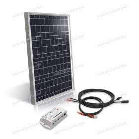 Kit solaire 50Wc - 12V