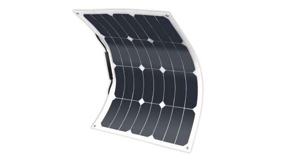 Un panneau solaire flexible MX FLEX 30 Wc