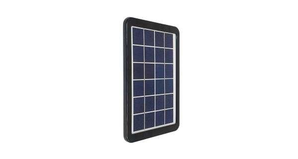 1 petit panneau solaire 3Wc