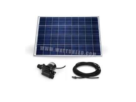 Kit pompage solaire 100Wc