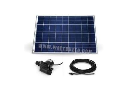 Solar pumping kit 100Wp