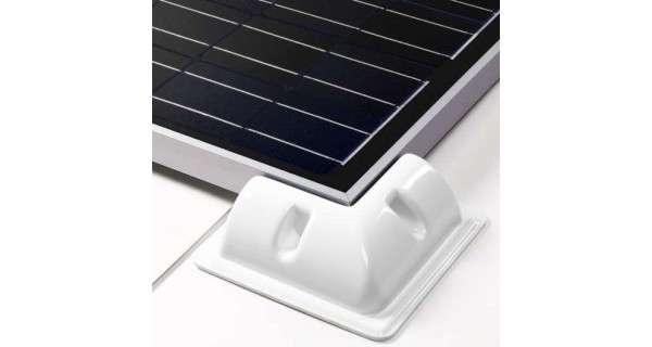 Kit solaire 50Wc et 100Wc - 12V avec fixation