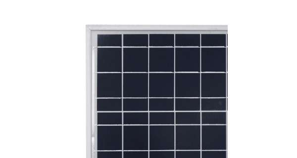 Solar kit 50Wp é 100Wp - 12V with Square brackets