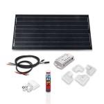 Camper van off-grid solar kit 100Wp 12V