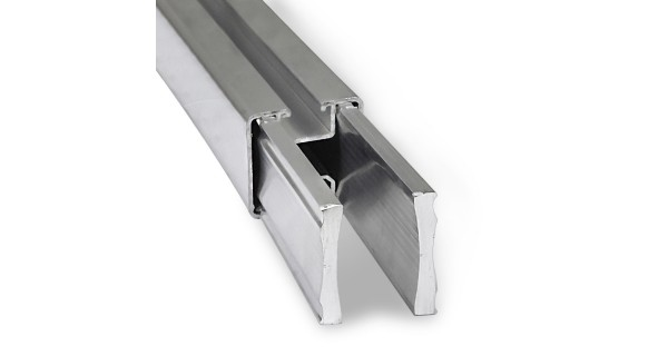 Mounting system for sheet metal