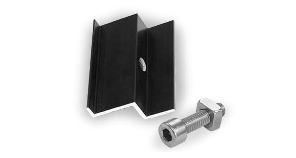 Mounting system for sheet metal