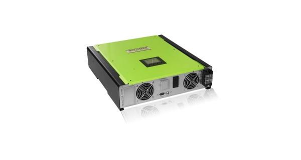Kit hybride réinjection réseau et stockage 5000W